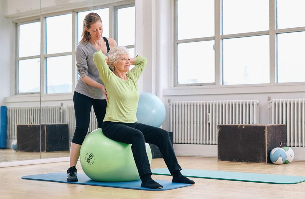 Cura dei disturbi dell equilibrio attraverso esercizi