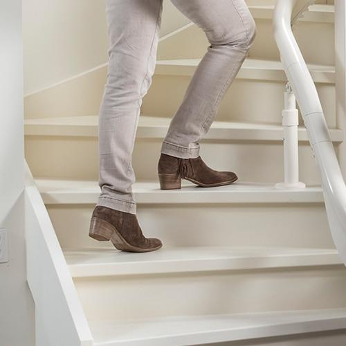 otolift non ingombra le scale